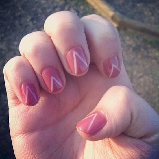 nail-art-chevron-8